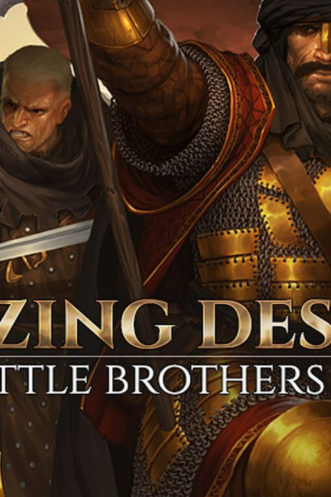 SWP #45: Battle Brothers Blazing Deserts + Interview