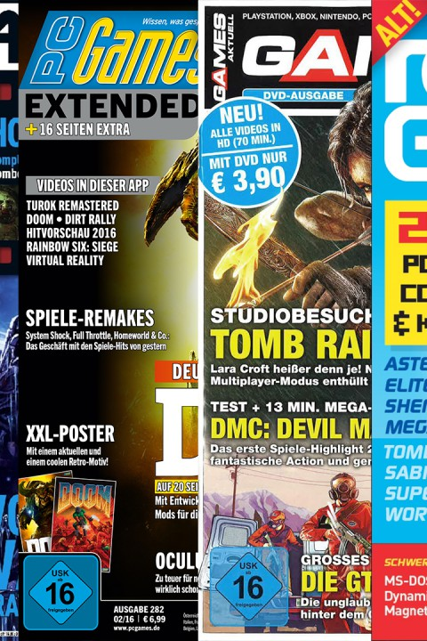 SWP #6: Spielemags – Ende des Print?