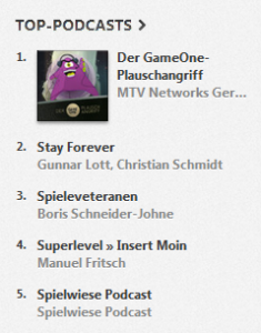 iTunes Top5