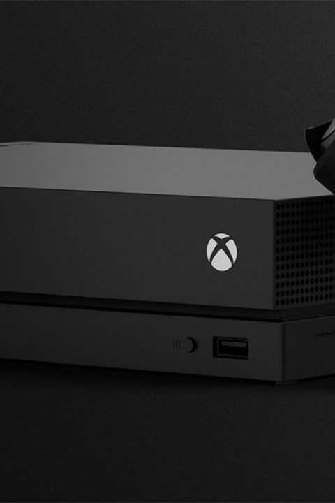 SWP 35: Microsofts XBOX One X